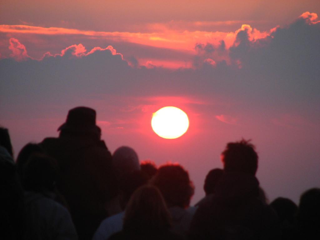 Мистицизма на изгряващото слънце