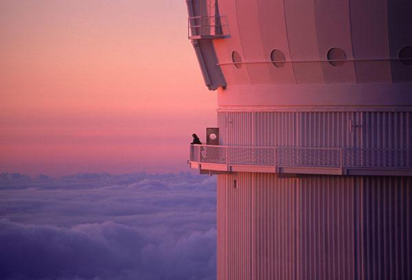 Залез от Обсерватория