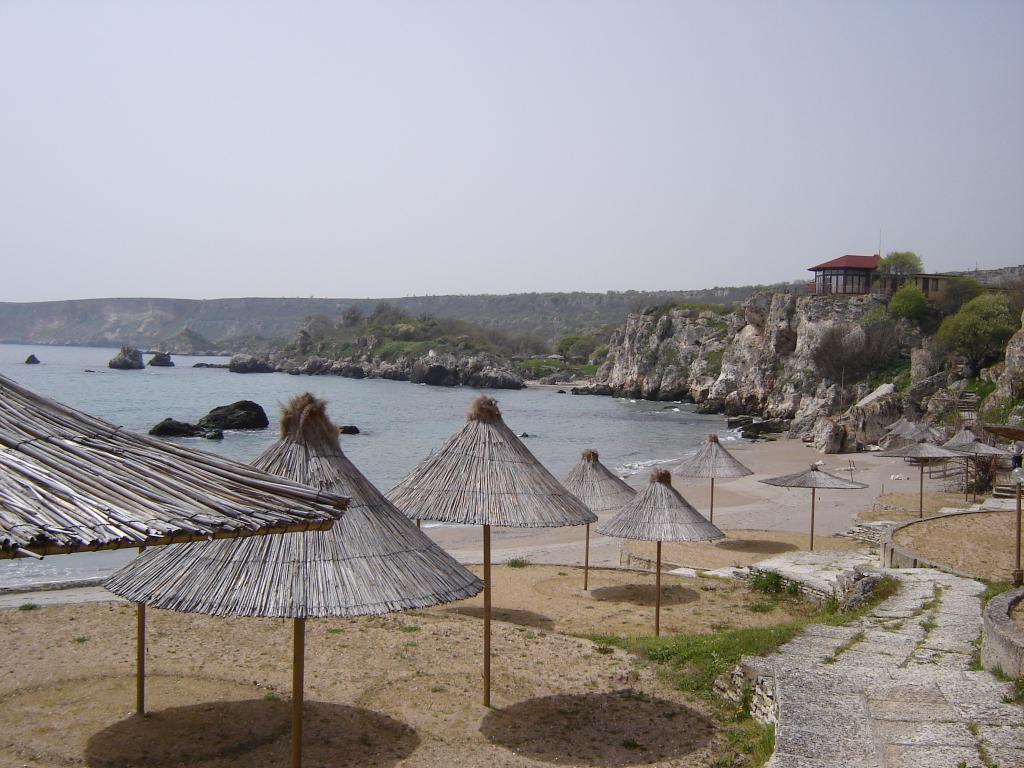 Плаж в Русалка