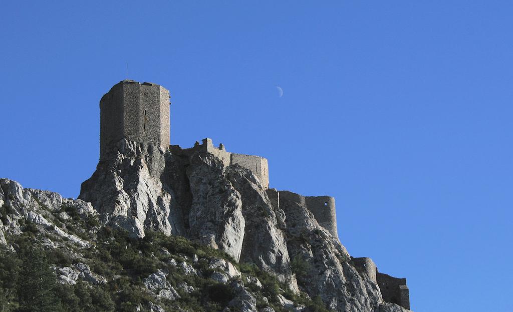 Последни крепости на Катарите-Queribus 2