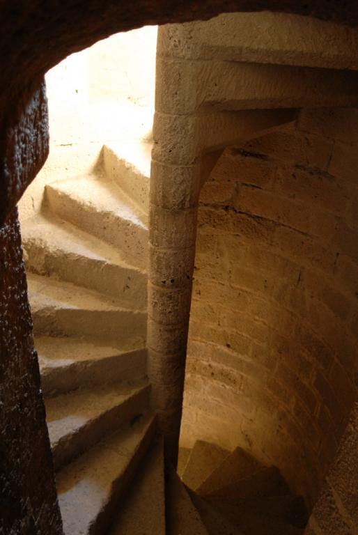 Последни крепости на Катарите-Queribus 9