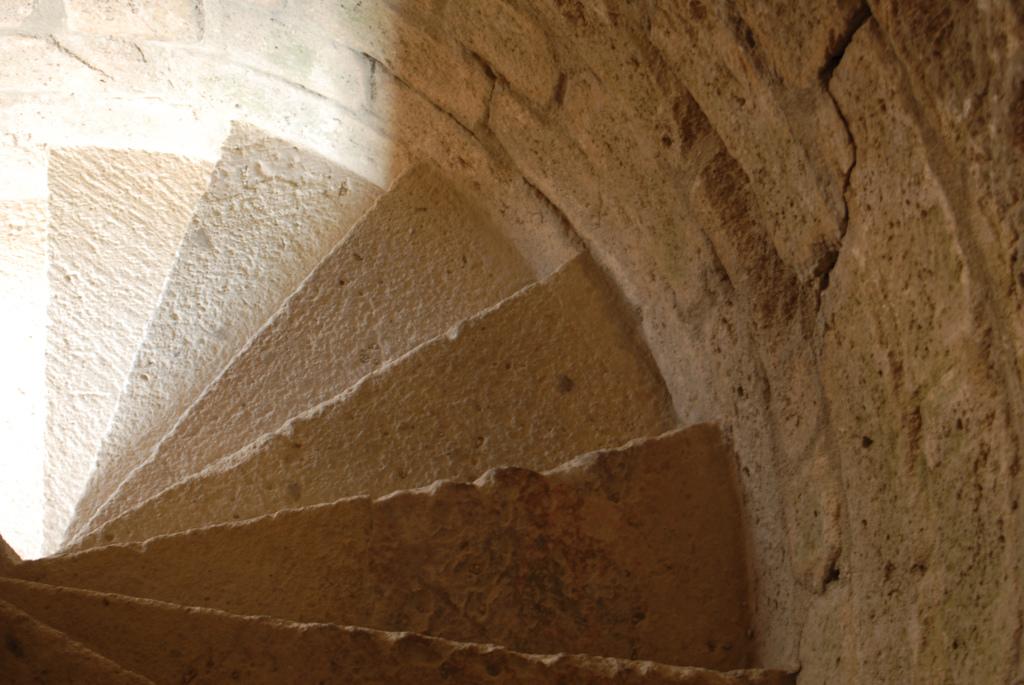 Последни крепости на Катарите-Queribus 8