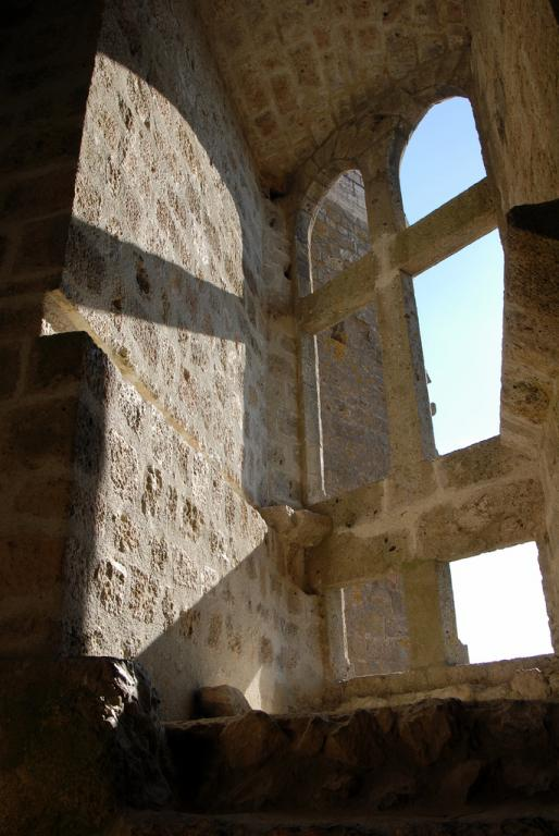 Последни крепости на Катарите-Queribus 10