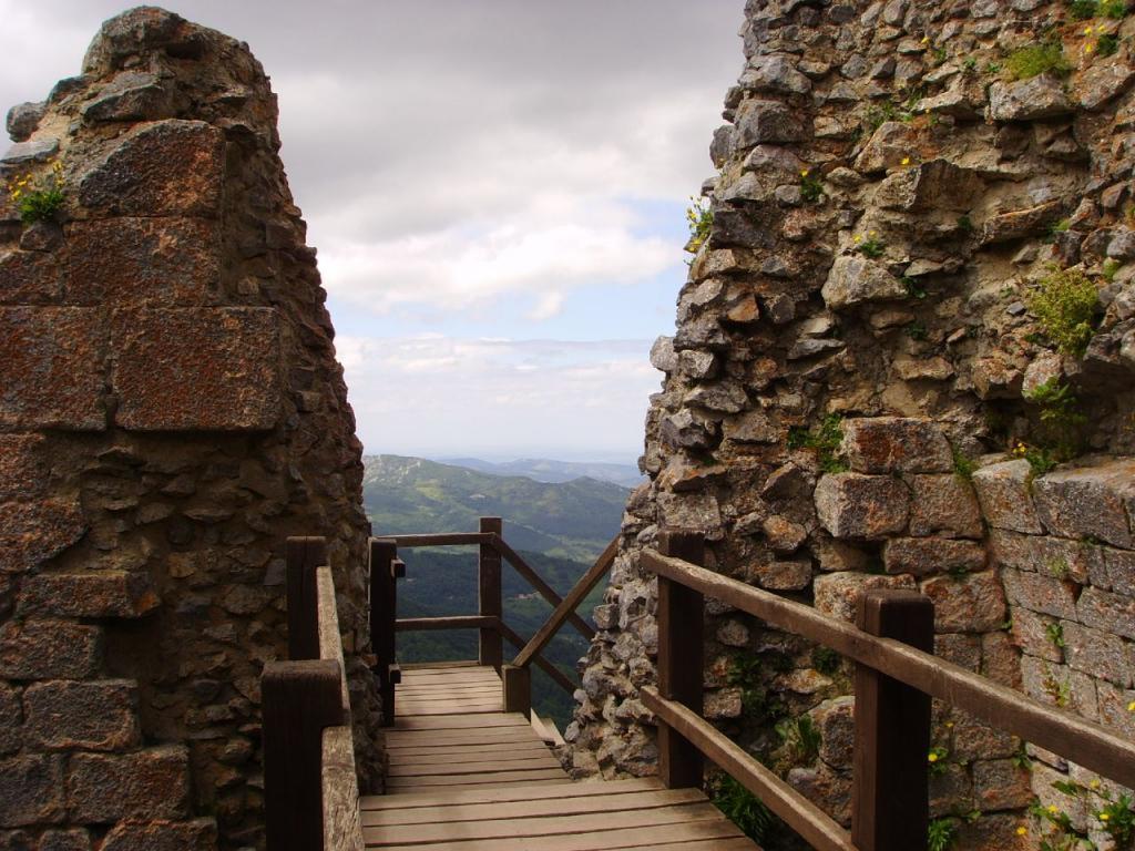 Последни крепости на Катарите-Monsegur 5