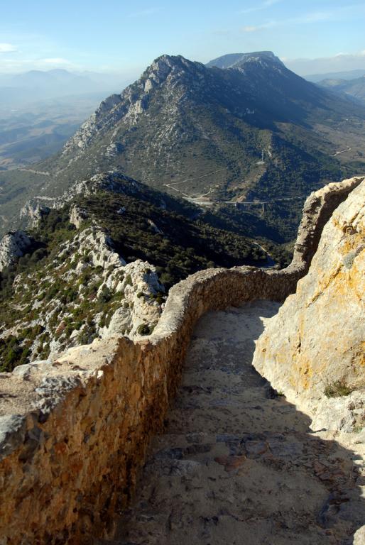 Последни крепости на Катарите-Queribus 3