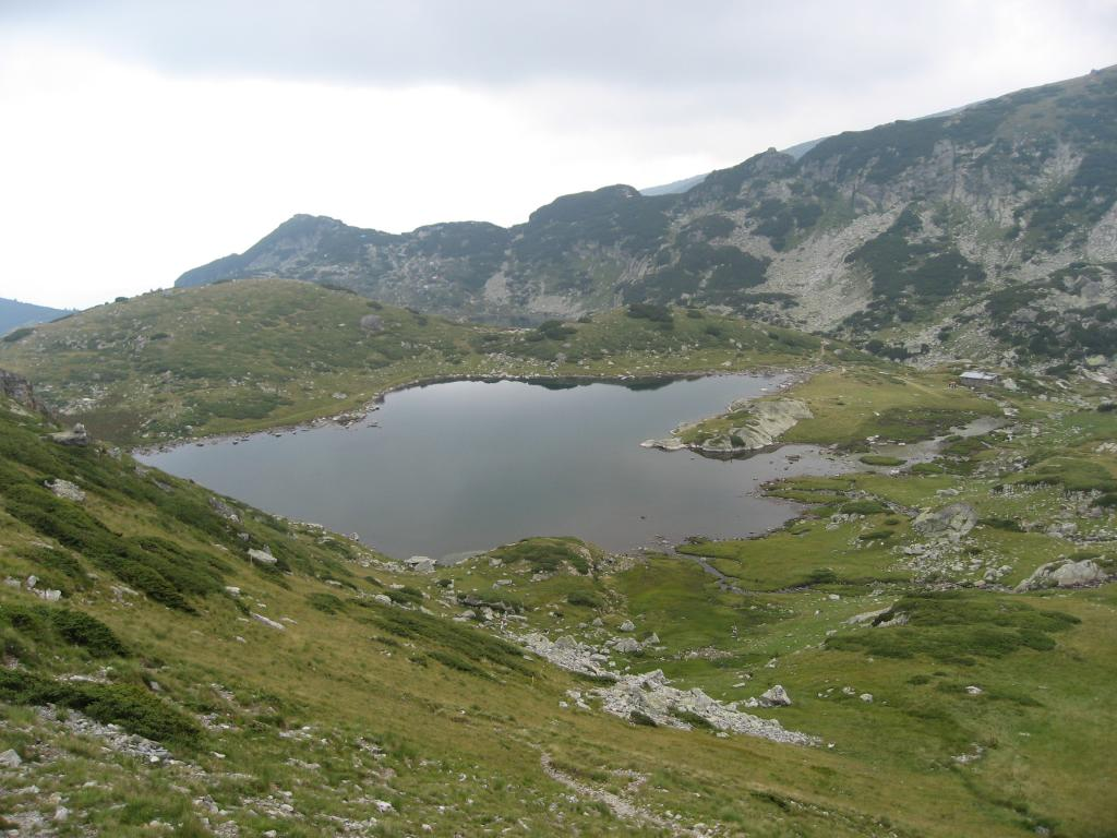 """езеро """"Трилистника"""""""