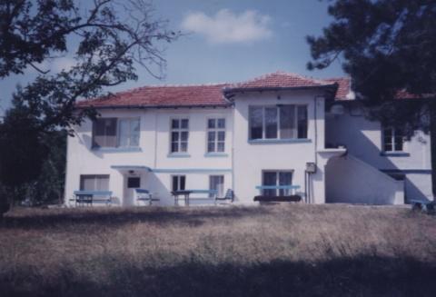 Старата сграда в Братската градина - Айтос