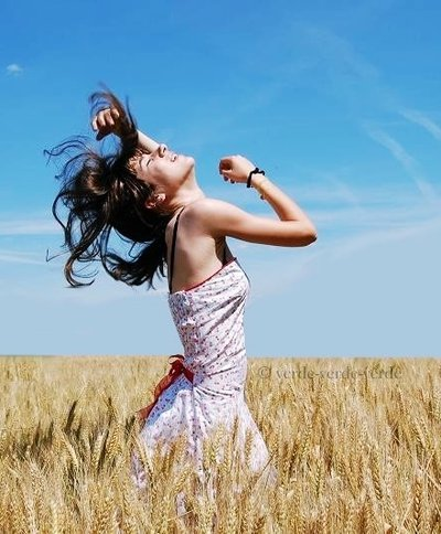 Танц сред жито