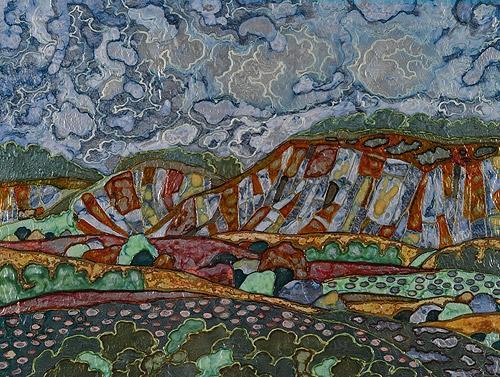 Картини от Николай Райнов