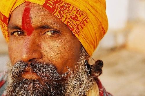Индийски садху