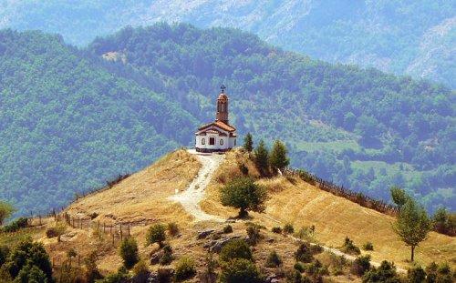 Кръстова гора, Родопи