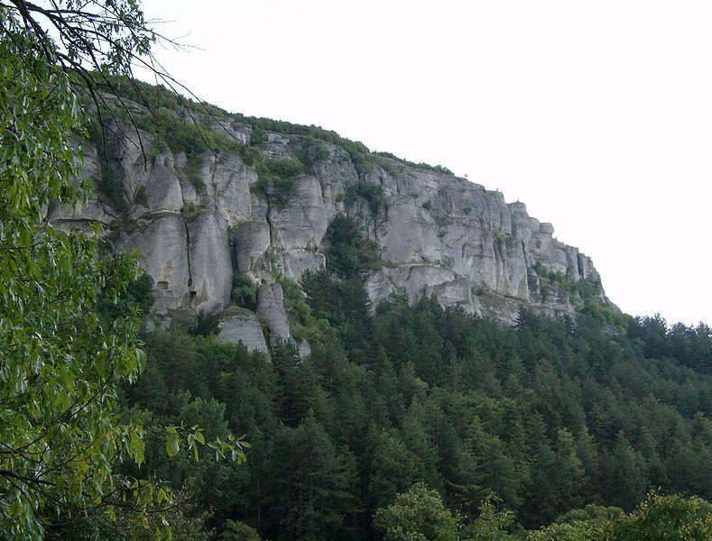 Мадара - един от археологическите резервати на България