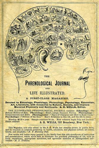 """в-к """"Американски френологически журнал и илюстрован живот"""" - №2"""