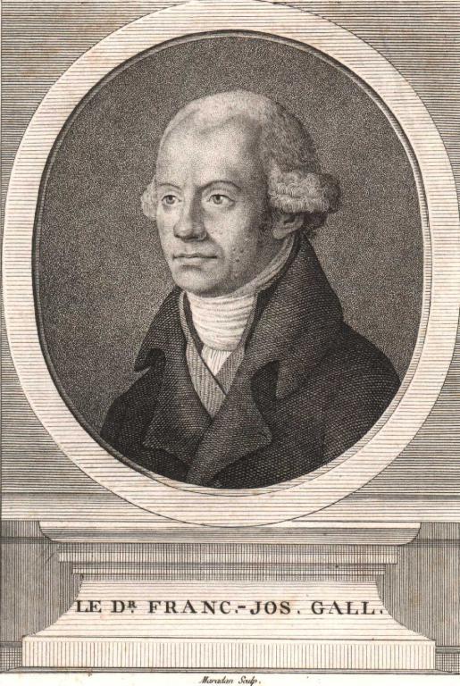 Франц Йозеф Гал - бащата на френологията