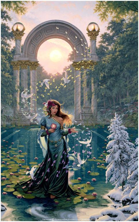 Картини от Jonathon Earl Bowser