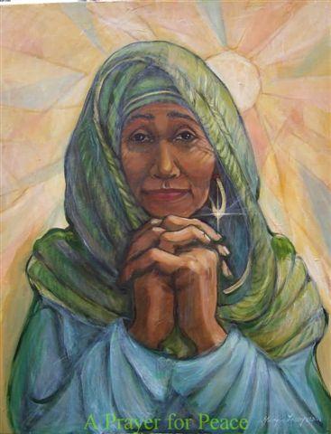 Молитва за Мир