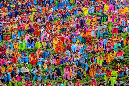 Цветно от Индия