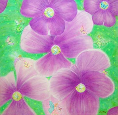 Небесни цветове