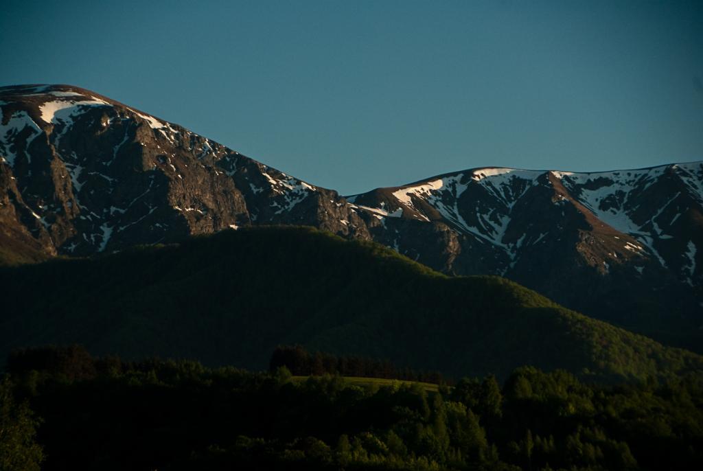 Стара Планина от Априлци