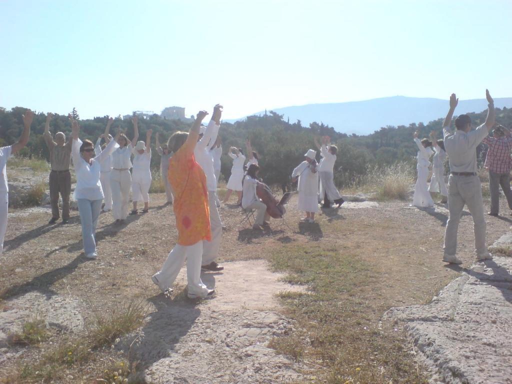 Паневритмия в  Атина