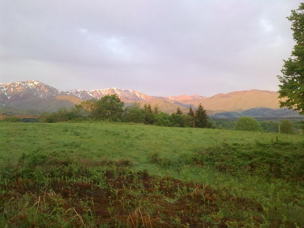 Огрян връх в Стара планина