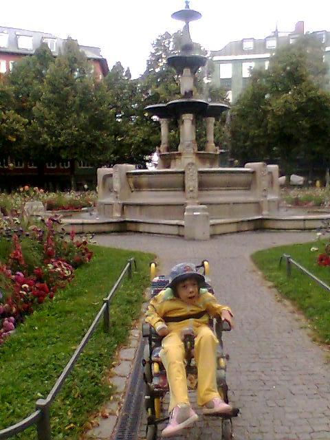 на разходка из мюнхен