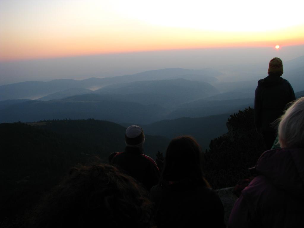 Изгрев -  Рила 2009