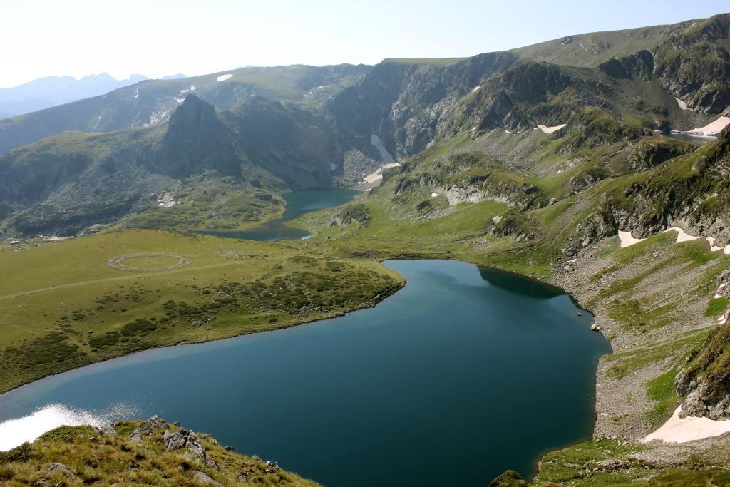 Първа Паневритмия на езерото Бъбрека - 2010