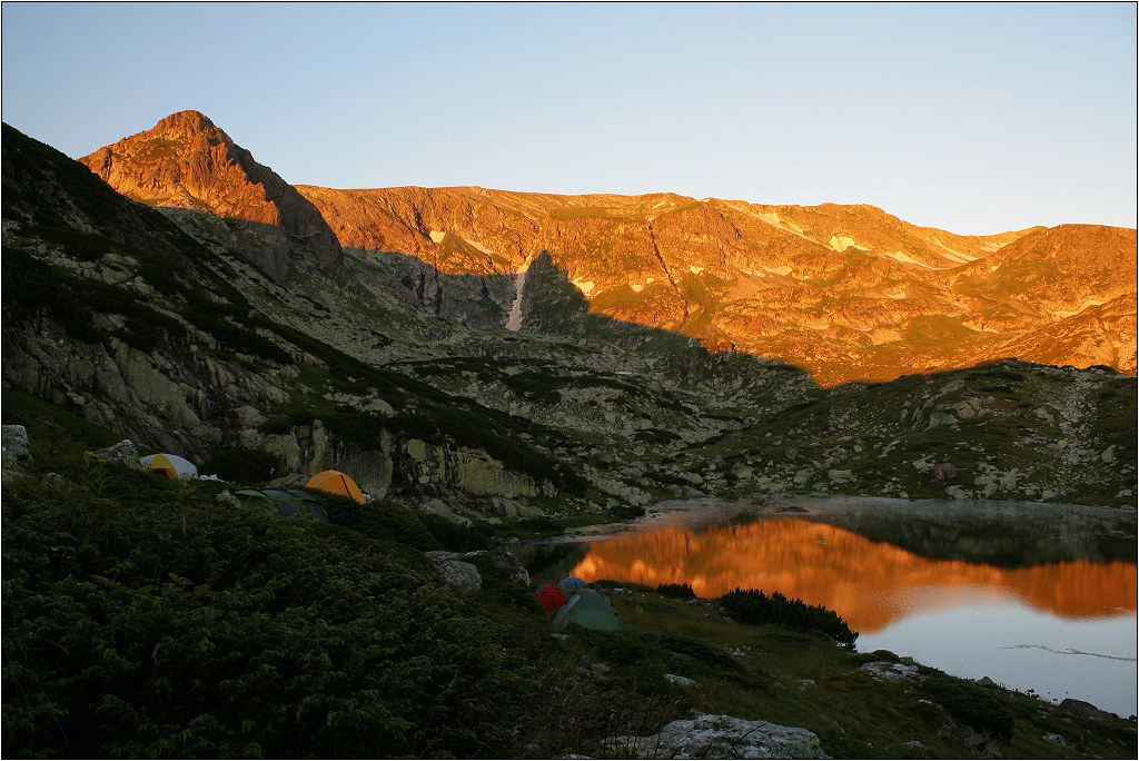 Златната планина - Рила 2010....