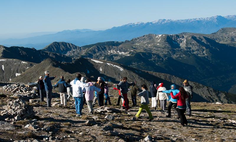 Втора Паневритмична вълна на връх Мусала