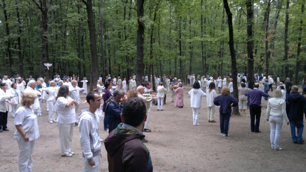 Паневритмия в София 22 Септември 2011