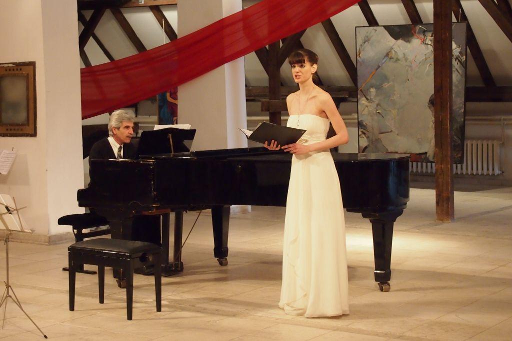 Концерт във Варна - Завета на цветните лъчи на светлината