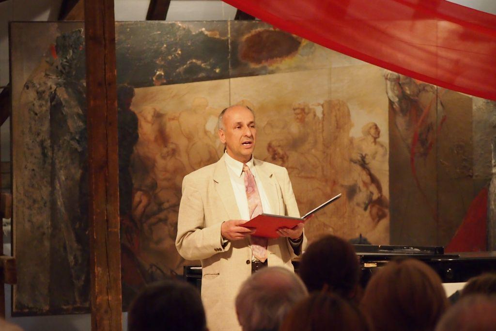 Концерт по случай 100 год. от Завета на цветните лъчи на светлината - 25 март 2012 във Варна