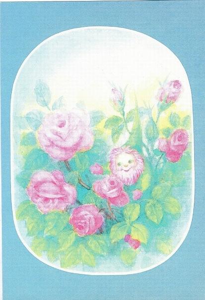 Гном розы