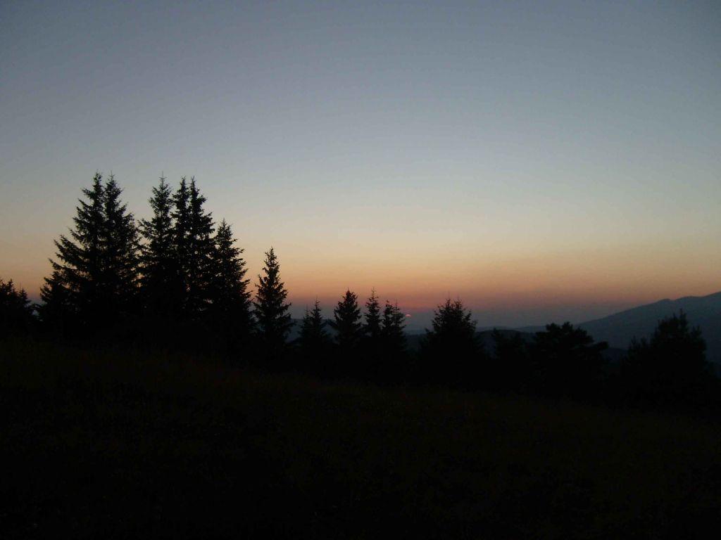Зекирица - изгрев