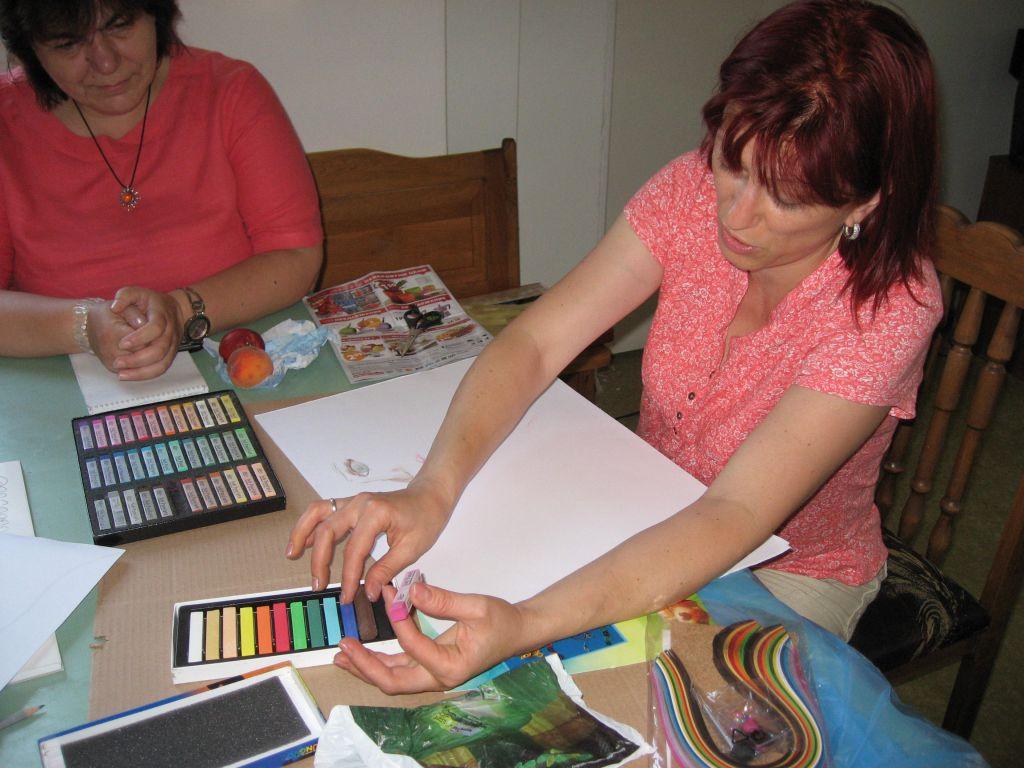 Съфорумците в творческо вдъхновение