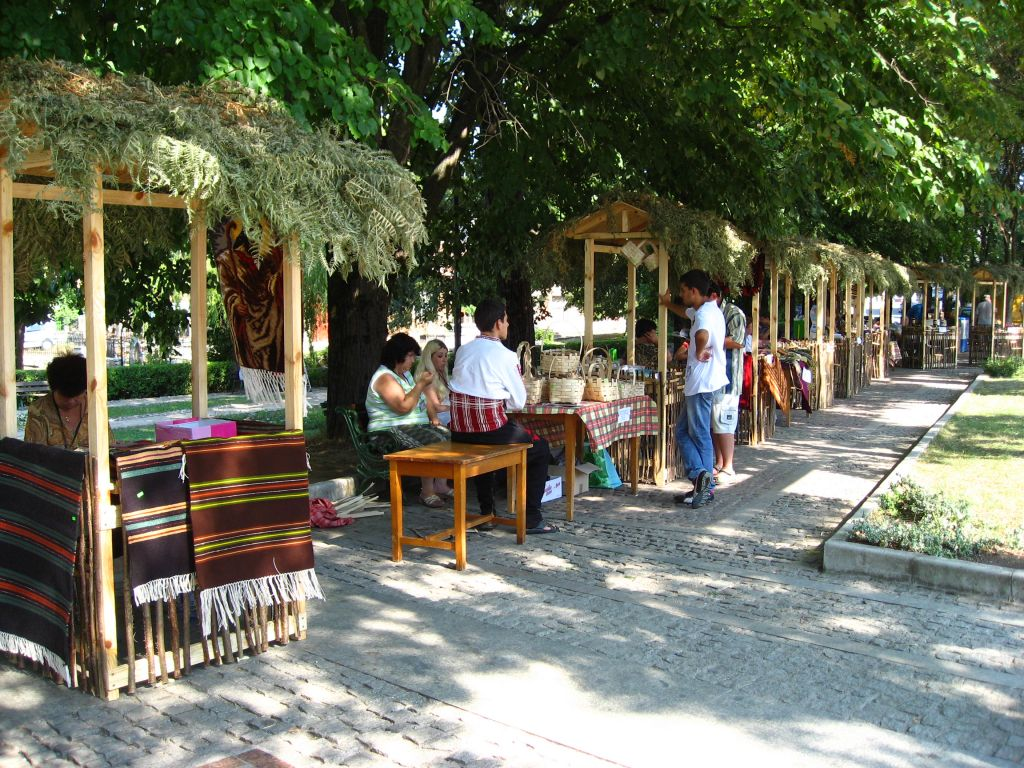 Дни на занаятите(28-29.07.) в Малко Търново