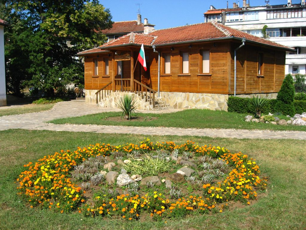 Туристическият център в Малко Търново