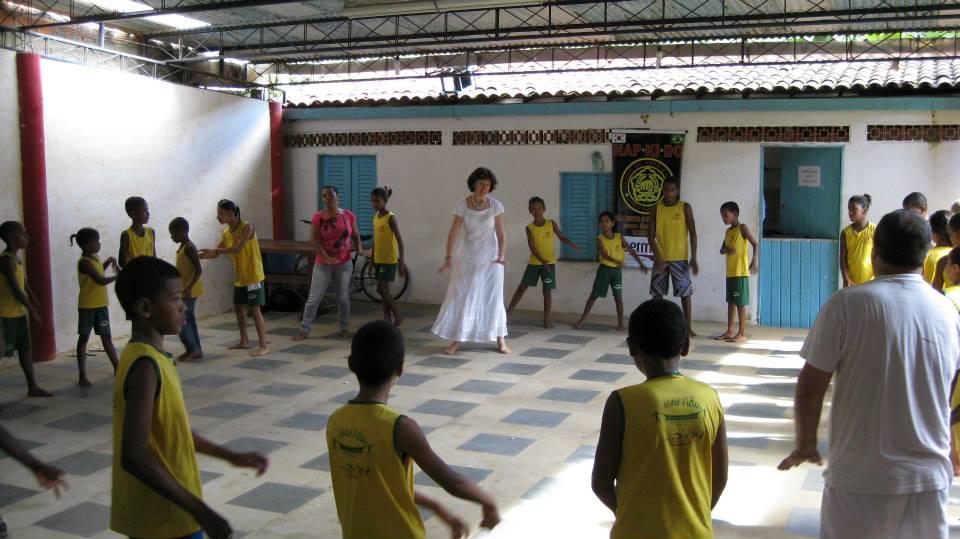 д-р Светла Балтова - курс в Бразилия