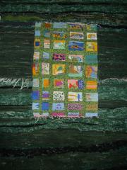 Летни игри на ума 1 - текстилно пано