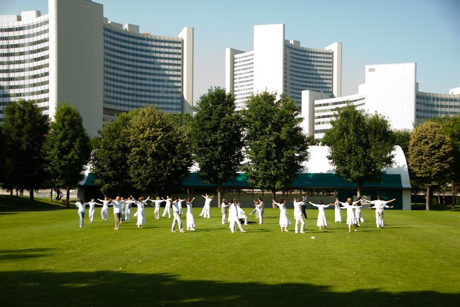 Паневритмия във Виена на 26.06.2010