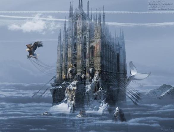 FireShot Screen Capture #165   'Noah's Ark Or delusion Of grandeur  surrealist picture print poster wallpaper'   neosurrealismart Com modern Art prints  artworks noah S Ark Or delus